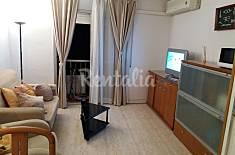 Appartement voor 2 personen op 50 meter van het strand Gerona