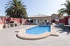 CEREZO - Chalet para 6 personas en RAFALCAID. Valencia