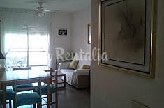 Apartamento de 3 habitaciones a 40 m. de la playa  Murcia