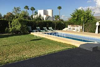 Casa para 8-9 personas a 2 km de la playa Alicante