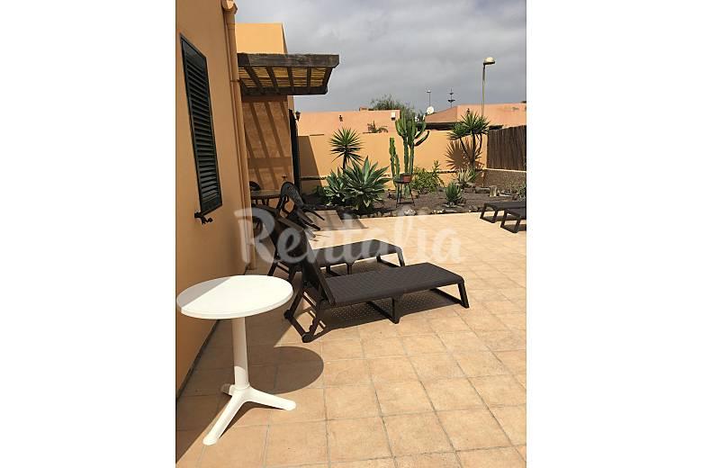 Villa Terrace Fuerteventura La Oliva villa