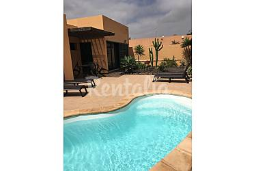 Villa Swimming pool Fuerteventura La Oliva villa