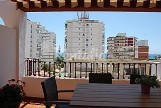 Ático para 4 personas a 150 m de la playa Málaga