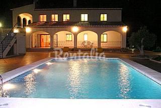 Villa Costa Blanca,16 personas, piscina,wifi,playa Alicante