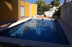 Villa para 8-10 personas a 700 m de la playa Alicante