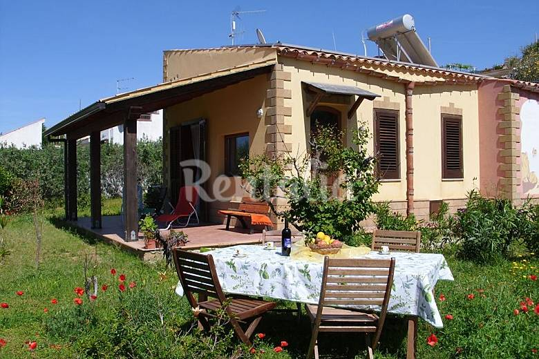 Casa per 6 persone a balestrate crocevanella trappeto for Casa tradizionale siciliana