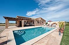Wohnung für 7 Personen in Balearen Mallorca
