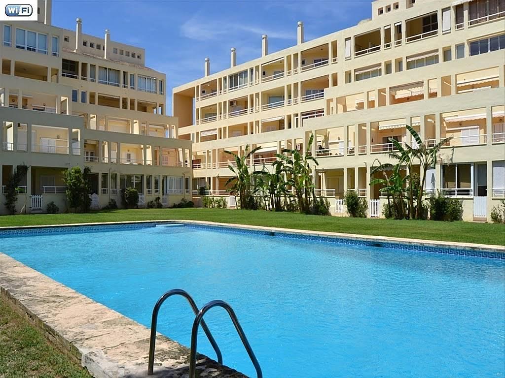 Apartamento en alquiler en pueblo blanco javea xabia - Alquiler apartamentos en javea ...