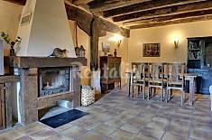 Apartment for 12 people in Satrustegi Navarra