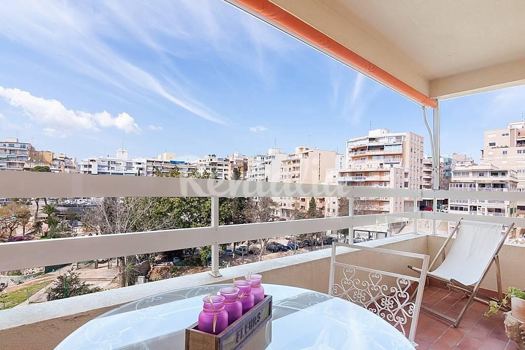 Apartamento en alquiler en palma centro palma palma de for Alquiler palma mallorca