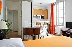 Appartement pour 2 personnes à Paris Paris