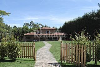Villa de 5 chambres à O Pino La Corogne