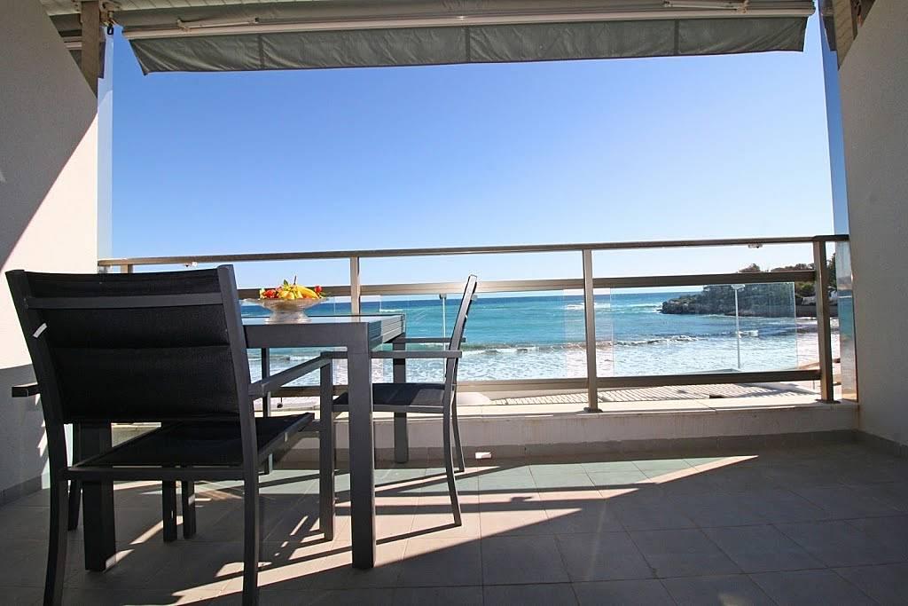 Apartamento en alquiler en pla del mar pla del mar teulada alicante costa blanca - Apartamentos alicante alquiler ...