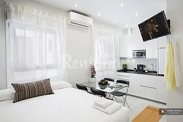Apartamento salamanca confort ix madrid madrid camino for Licencia apartamento turistico madrid