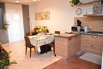 Casa vacanze in citta' vicino al centro Trieste