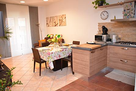 Holiday House In City Close To The Centre Trieste Dining