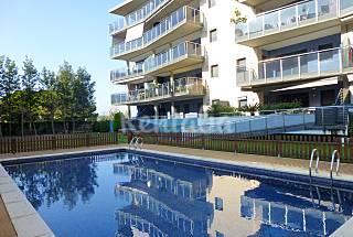 Apartamento com 2 quartos a 500 m da praia Tarragona