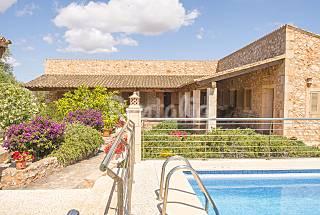 Ferienhaus mit Pool, in der Nähe von Es Trenc Mallorca