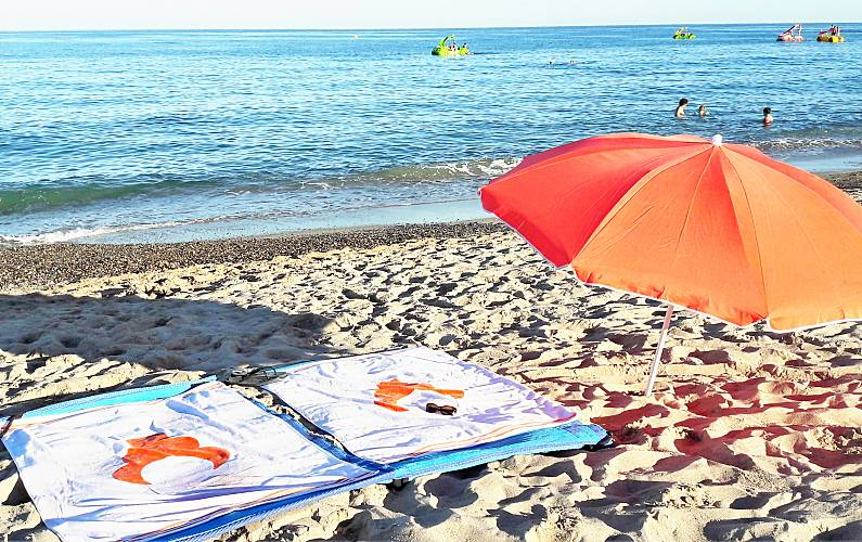 Serenity Nearby activities Tarragona Mont-roig del Camp House - Nearby activities