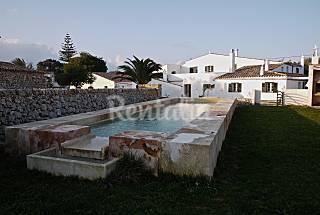 Casa de 8 habitaciones a 3 km de la playa Menorca