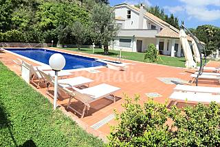 Villa for 4 people 3 km from the beach Salerno