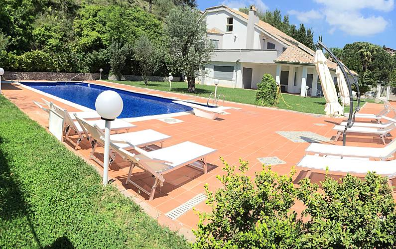 Villa for 4 people 3 km from the beach Salerno - Outdoors