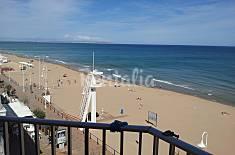 Alquiler en 1a línea de playa fantasticas vistas. Alicante