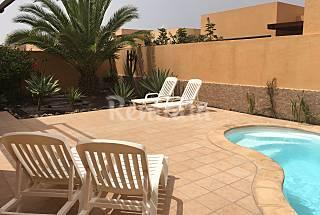 Villa for rent 3 km from the beach Fuerteventura