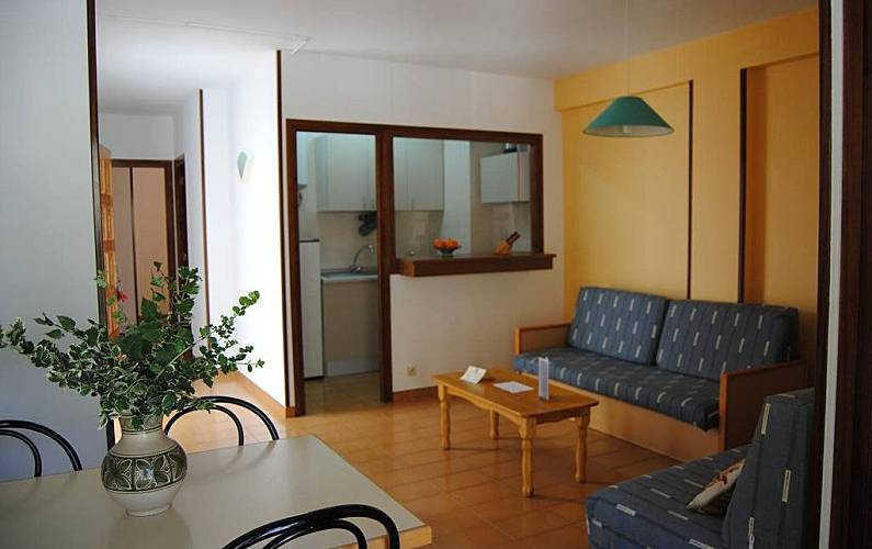 5 Sala Encamp Apartamento - Sala