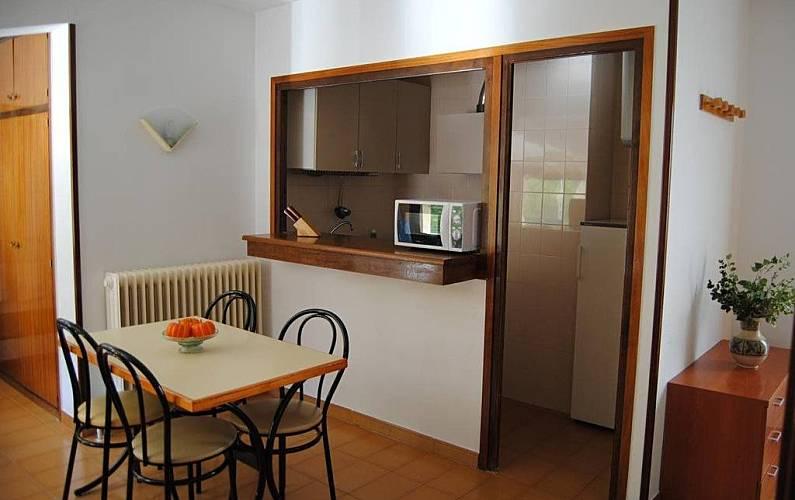 5 Sala de Jantar Encamp Apartamento - Sala de Jantar