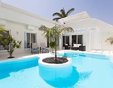 2 Villas voor 6 personen op 1500 meter van het strand Fuerteventura