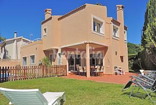 Villa con piscina de 4 Dorm a 100 m de la playa Murcia