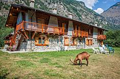 Apartment with 3 bedrooms and 2 bathrooms Aosta