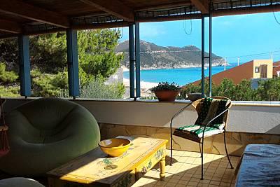 Loft con vista sul Mare, a 150 m dalla Spiaggia Cagliari