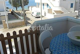 Apartment with 2 bedrooms on the beach front line Lecce