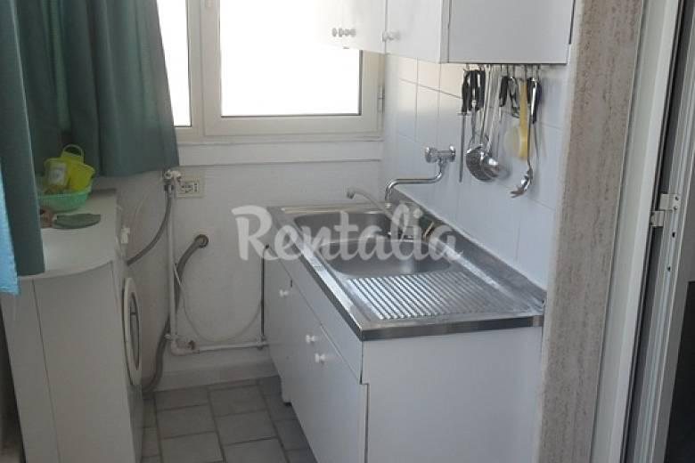 Apartment Kitchen Lecce Salve Apartment