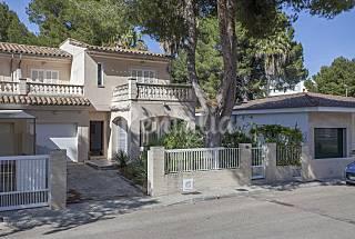 Villa Tamarells 4 habitaciones a 100m de la playa Mallorca