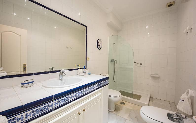 Splendid Bathroom Málaga Málaga villa - Bathroom