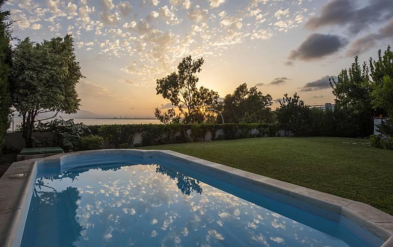 Splendid Swimming pool Málaga Málaga villa - Swimming pool