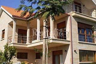 Villa for rent only 850 meters from the beach Pontevedra