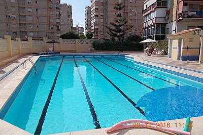 Playa and golf apartament Alicante