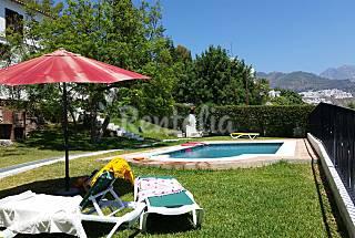 Villa for 6 people 6 km from the beach Málaga
