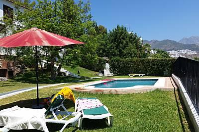 Villa para 6 personas a 4 km de la playa Málaga