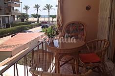 Casa con jardín y barbacoa a 20m de la playa Tarragona