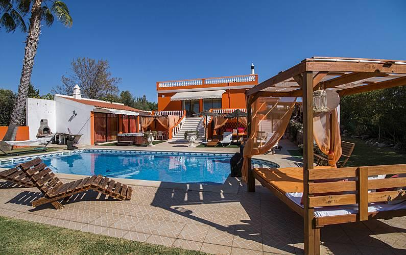 Quinta das Noras - Charme e bom gosto Algarve-Faro - Piscina