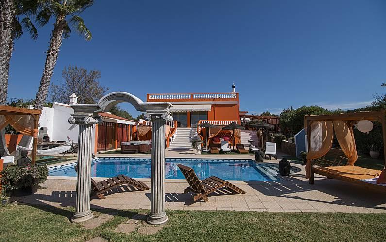 Quinta Piscina Algarve-Faro Silves Villa rural - Piscina