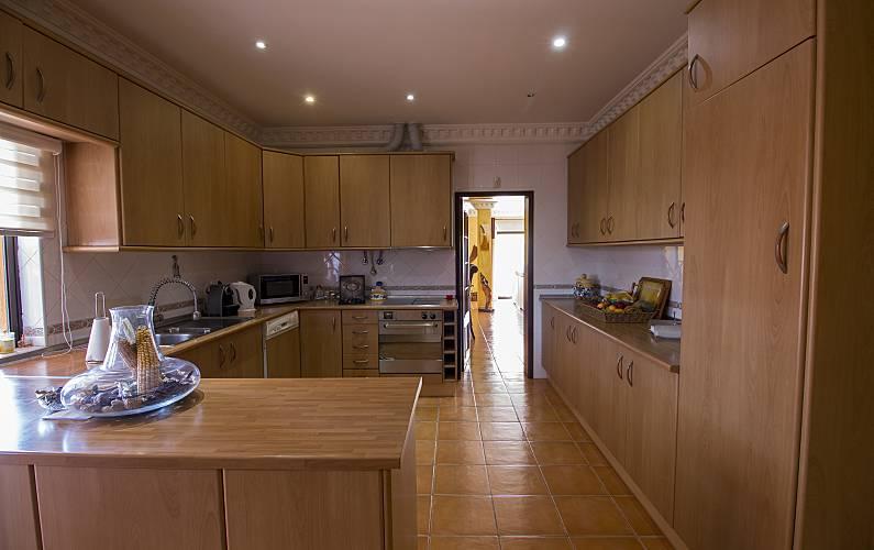 Quinta Cozinha Algarve-Faro Silves Villa rural - Cozinha