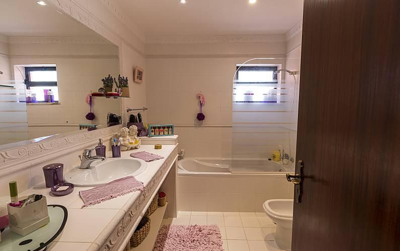 Quinta Casa-de-banho Algarve-Faro Silves Villa rural - Casa-de-banho