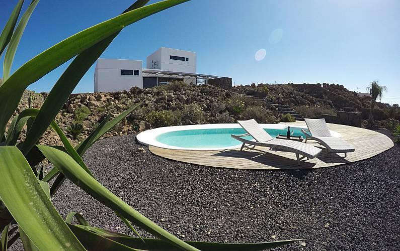 La Bombonera 4-10 personas a 6 km de la playa Fuerteventura
