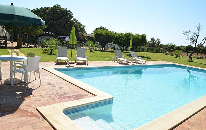 Quinta tranquila com Casa Grande a 10 min da praia Algarve-Faro